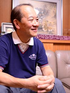 杣長3代目社長・杣 栄二
