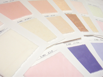 About 90 different types of puff fabrics are currently available.